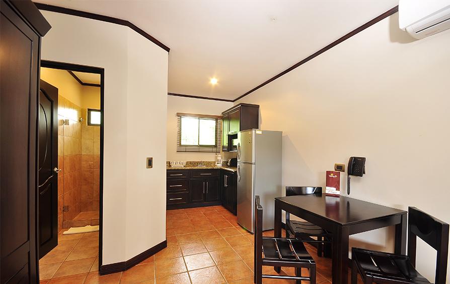 Habitación Deluxe con cocina semi equipada